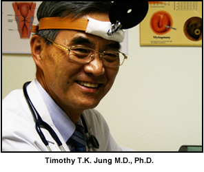 Timothy T.K. Jung M.D., Ph.D.